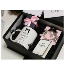 """Подарочный набор """" Chanel №5"""" купить в интернет магазине подарков ПраздникШоп"""