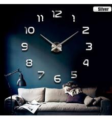 """Часы - наклейки настенные """"Европа"""" купить в интернет магазине подарков ПраздникШоп"""