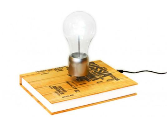 Лампа - левитация №2 купить в интернет магазине подарков ПраздникШоп