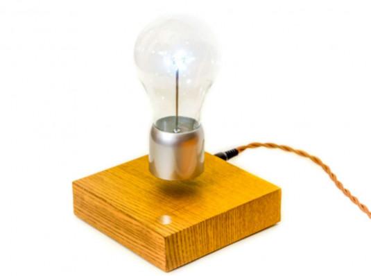 Лампа - левитация №4 купить в интернет магазине подарков ПраздникШоп