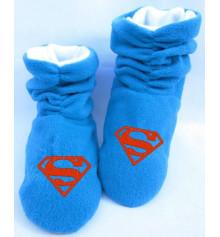 """Тапочки """"Супермен"""" купить в интернет магазине подарков ПраздникШоп"""
