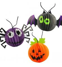 Подвески 3D Halloween купить в интернет магазине подарков ПраздникШоп