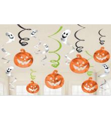 """Спираль """"Halloween Тыква"""" купить в интернет магазине подарков ПраздникШоп"""