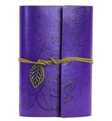 Блокнот 'Nature' La Femme Edition голубой купить в интернет магазине подарков ПраздникШоп