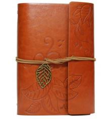 Блокнот 'Nature' La Femme Edition светло-коричневый купить в интернет магазине подарков ПраздникШоп