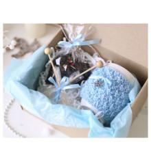 """Подарочный набор """"Снежинка"""" купить в интернет магазине подарков ПраздникШоп"""