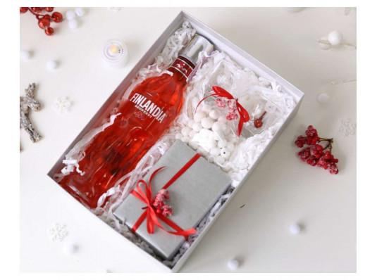 Подарочный набор «Финляндия» купить в интернет магазине подарков ПраздникШоп