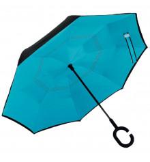"""Ветрозащитный зонт """"Up-Brella"""", бирюзовый купить в интернет магазине подарков ПраздникШоп"""