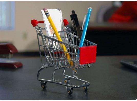 """Тележка """"из супермаркета"""" - подставка купить в интернет магазине подарков ПраздникШоп"""