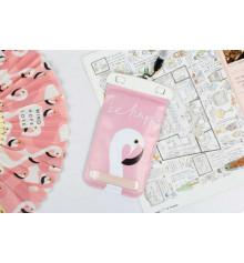 """Водонепроницаемый чехол """"Фламинго"""" купить в интернет магазине подарков ПраздникШоп"""
