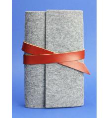 Софт-бук 1.0 Фетр Коньяк купить в интернет магазине подарков ПраздникШоп