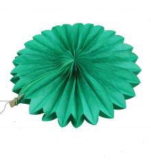 Веерный круг (тишью) 25 см, 5 цветов купить в интернет магазине подарков ПраздникШоп