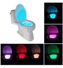 Подсветка для туалета с датчиком купить в интернет магазине подарков ПраздникШоп