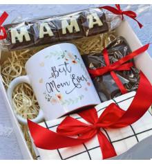 """Подарочный набор """"Любимой мамочке"""" купить в интернет магазине подарков ПраздникШоп"""