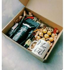 """Подарочный набор """"Ты моё всё"""" купить в интернет магазине подарков ПраздникШоп"""