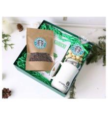 """Подарочный набор """"Starbucks"""" купить в интернет магазине подарков ПраздникШоп"""