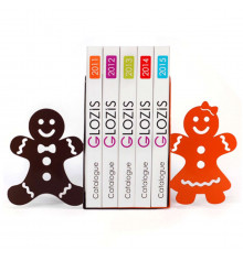 """Упоры для книг """"Gingerbread"""" купить в интернет магазине подарков ПраздникШоп"""