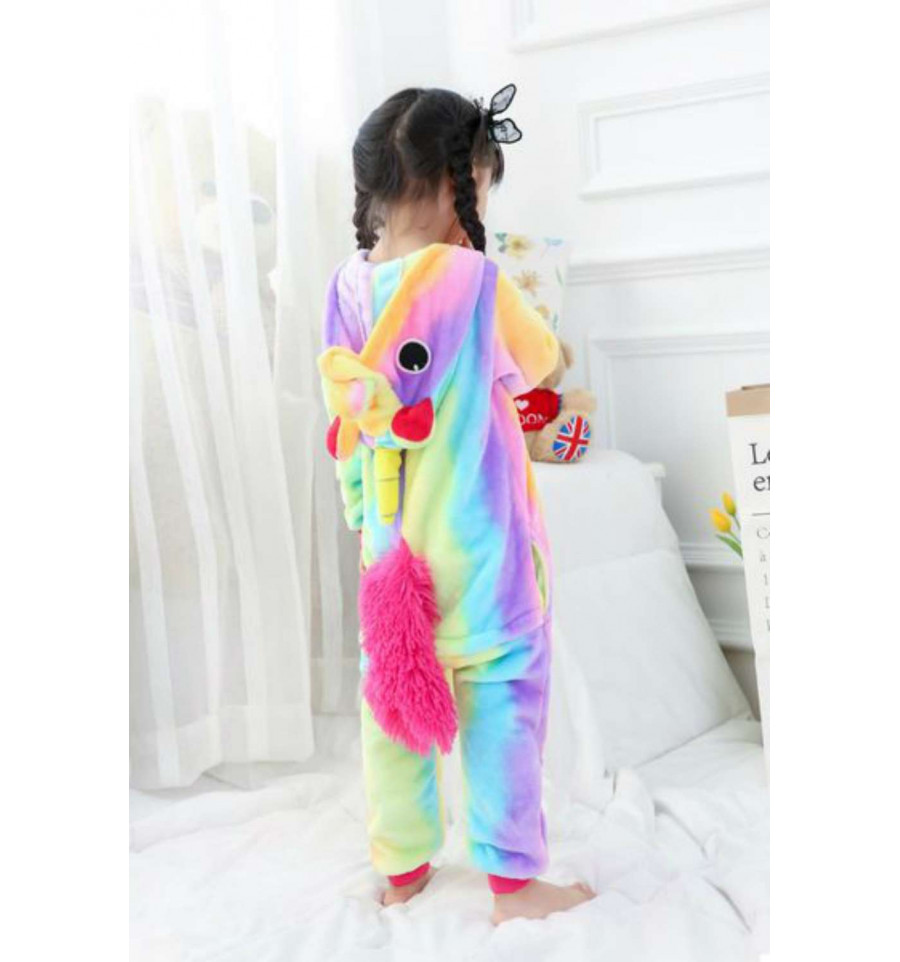 ... Детская пижама-кигуруми