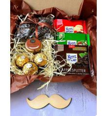 """Подарочный набор """"Для него"""" купить в интернет магазине подарков ПраздникШоп"""