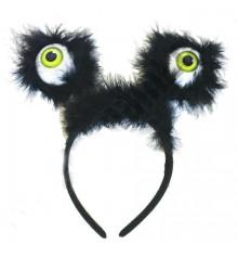 Антенки с зелеными глазами светящиеся купить в интернет магазине подарков ПраздникШоп