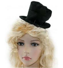 Шляпка на ободке Цилиндр купить в интернет магазине подарков ПраздникШоп