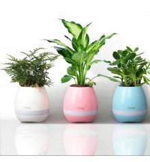 """Умный музыкальный горшок """"Smart Music Flower pot"""" купить в интернет магазине подарков ПраздникШоп"""