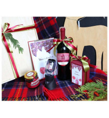 """Подарочный набор """"Винный календарь"""" купить в интернет магазине подарков ПраздникШоп"""