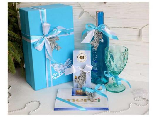 """Подарочный набор """"Северное сияние"""" купить в интернет магазине подарков ПраздникШоп"""
