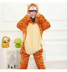 """Пижама-кигуруми """"Тигр"""" (Размер М) купить в интернет магазине подарков ПраздникШоп"""