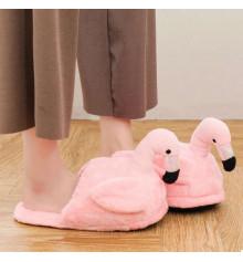 """Тапочки """"Фламинго"""", 2 цвета купить в интернет магазине подарков ПраздникШоп"""
