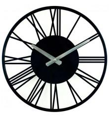 """Часы металлические """"Rome Black"""" купить в интернет магазине подарков ПраздникШоп"""
