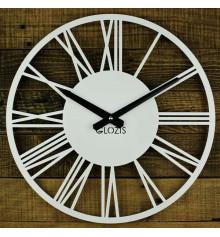 """Часы металлические """"Rome White"""" купить в интернет магазине подарков ПраздникШоп"""