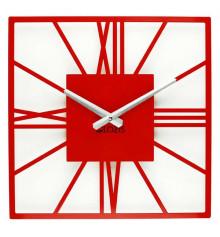 """Часы металлические """"New York Red"""" купить в интернет магазине подарков ПраздникШоп"""