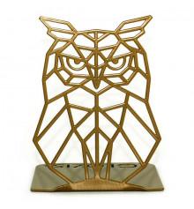 """Упоры для книг """"Owl"""" купить в интернет магазине подарков ПраздникШоп"""