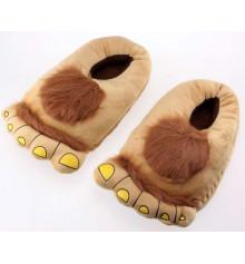 """Тапочки """"Ноги первобытного человека"""", 3 цвета купить в интернет магазине подарков ПраздникШоп"""