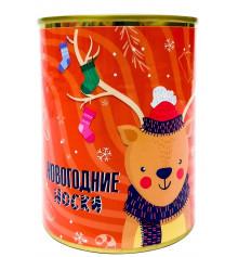 """Законсервированные носки """"Новогодние"""" купить в интернет магазине подарков ПраздникШоп"""
