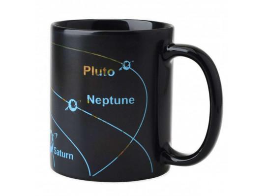"""Чашка - хамелеон """"Solar system"""" купить в интернет магазине подарков ПраздникШоп"""