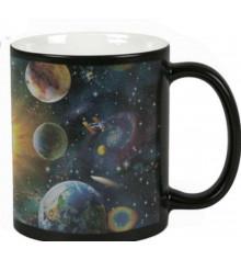 """Чашка - хамелеон """"Парад планет"""" купить в интернет магазине подарков ПраздникШоп"""