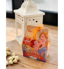 Драже «Для матусі», клубничка в йогурте купить в интернет магазине подарков ПраздникШоп