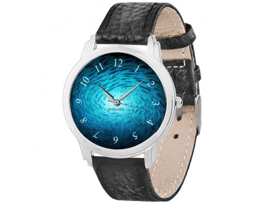 """Наручные часы """"Смотри глубже"""" купить в интернет магазине подарков ПраздникШоп"""