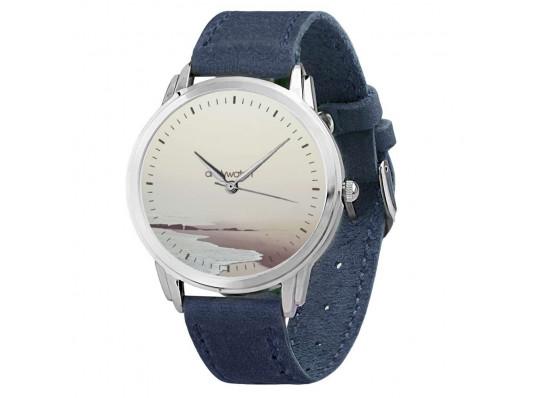 """Наручные часы """"Пляж"""" купить в интернет магазине подарков ПраздникШоп"""