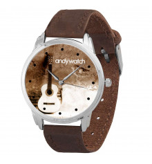 """Наручные часы """"Гитара"""" купить в интернет магазине подарков ПраздникШоп"""