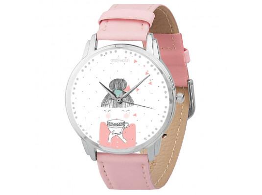 """Наручные часы """"Уютные"""" купить в интернет магазине подарков ПраздникШоп"""