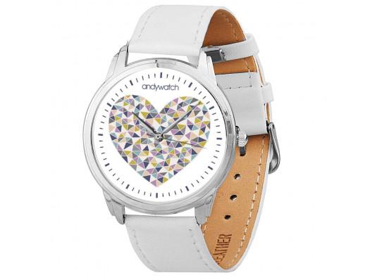 """Наручные часы """"Сердечки"""" купить в интернет магазине подарков ПраздникШоп"""