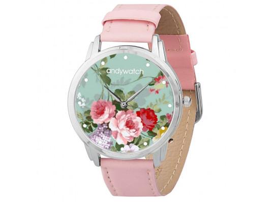 """Наручные часы """"Нежные цветы"""" купить в интернет магазине подарков ПраздникШоп"""