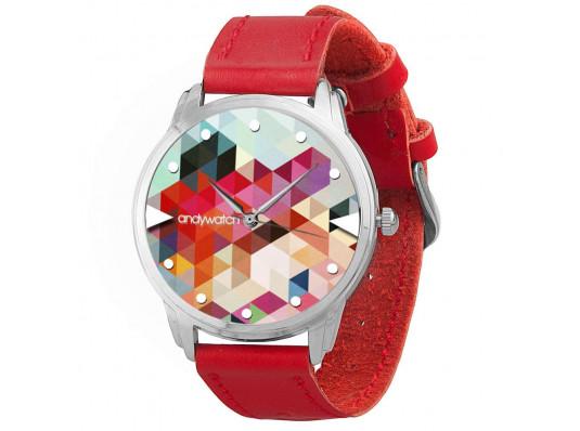 """Наручные часы """"Ромбы"""" купить в интернет магазине подарков ПраздникШоп"""