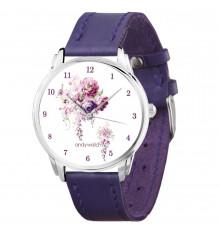 """Наручные часы """"Фиолет"""" купить в интернет магазине подарков ПраздникШоп"""