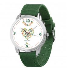 """Наручные часы """"Цветочное поле"""" купить в интернет магазине подарков ПраздникШоп"""