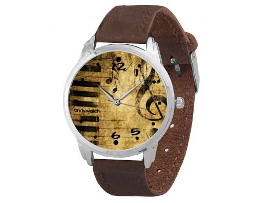 """Наручные часы """"Скрипичный ключ"""" купить в интернет магазине подарков ПраздникШоп"""