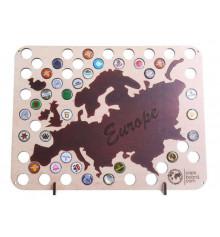 Пивная карта Европы купить в интернет магазине подарков ПраздникШоп